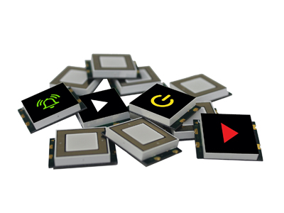 CSM Series surface mount capacitive touch LED sensor