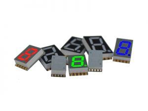 DSM7T Series 7 Segment Display