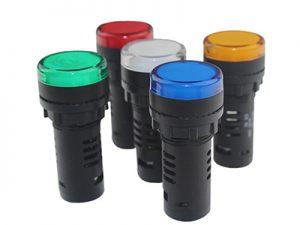 PCL22 PMI LED 22mm Pilot Light