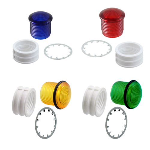 Panel Lenses for 10mm LEDs