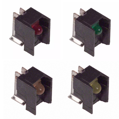 Right Angle SMT Mount LED Indicators