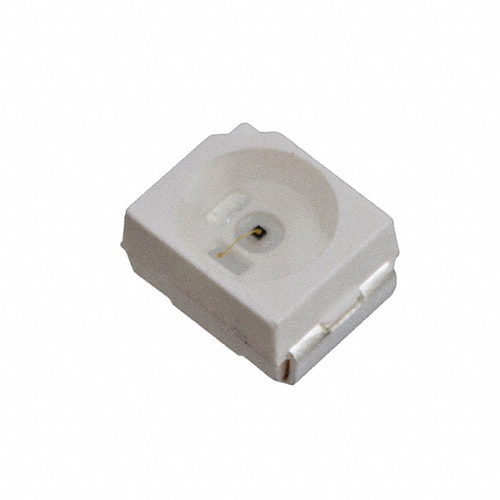 Surface Mount LEDs - VAOL-S2 Series PLCC2 Package Size