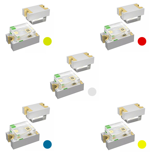 Surface Mount LEDs - 0805 Package Size