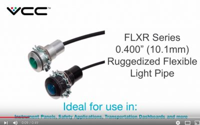 Check out FLXR – Optical Flexible Lightpipe