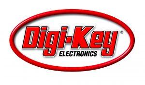 Digi Key Electronics Logo