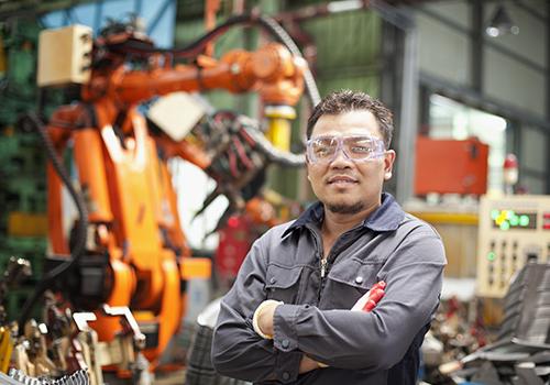 Heavy-duty Industrial Machinery
