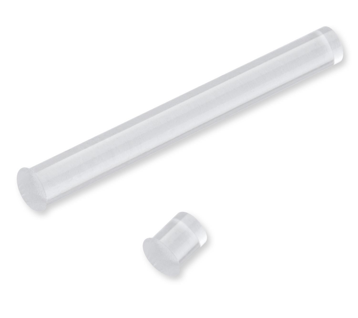 Press Fit, Low Profile Diffused Light Pipes - LFB/LFC (3mm