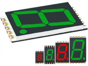 Ultra Thin SMD LED Display for Battery Torque Wrench VCC
