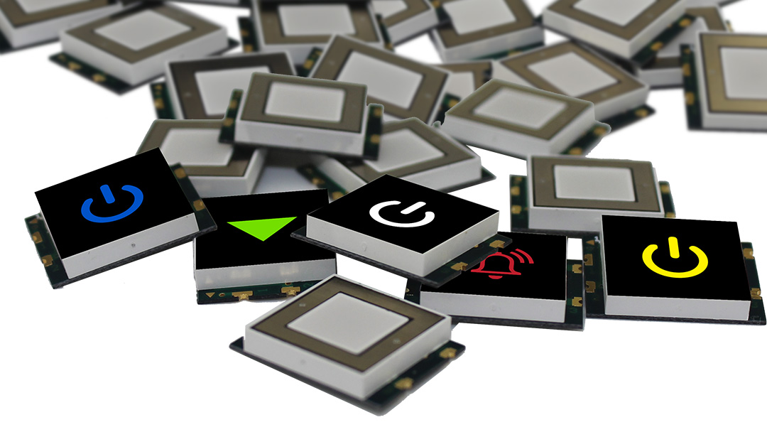 Vcc Introduces Illuminated Capacitive Touch Sensor Led Display