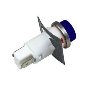 1092 Blue LED Indicator with Speednut