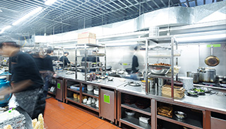 dish washer food service pmi