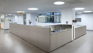 vcc custom led light for hospitals