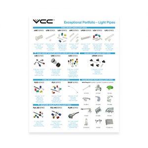 VCC light Pipe Overview Brochure Light Tube Light Guide