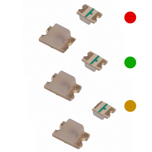 20X RF-WNB170DS-DD-BZ LED SMD 0805 kaltweiß 120-330mcd 140° 5mA 2,6-3,4V REFOND