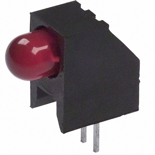 Led Circuit Board Indicator Cbi 5mm T 1 3 4 Red 1