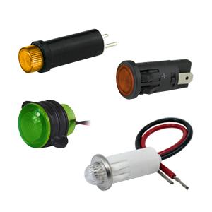 LED Panel Mount Indicator