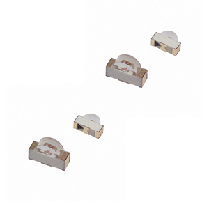 Surface Mount LEDs - 1204 Package Size