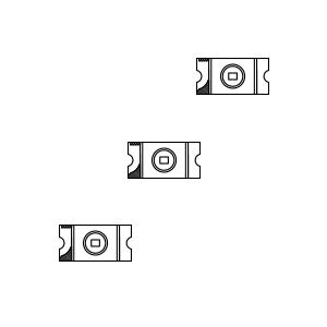Surface Mount LEDs - CMDA1 Series