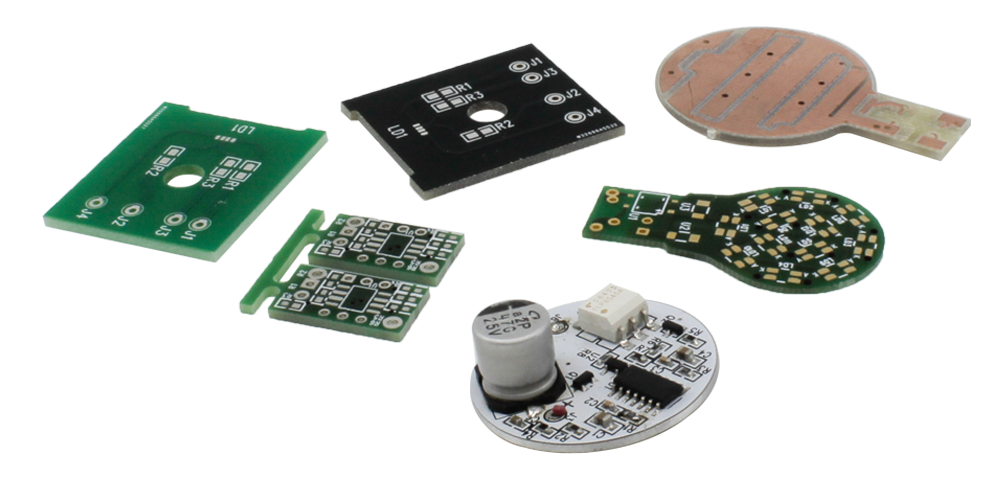 custom pcb Assembly production manufacturing nearshore VCC