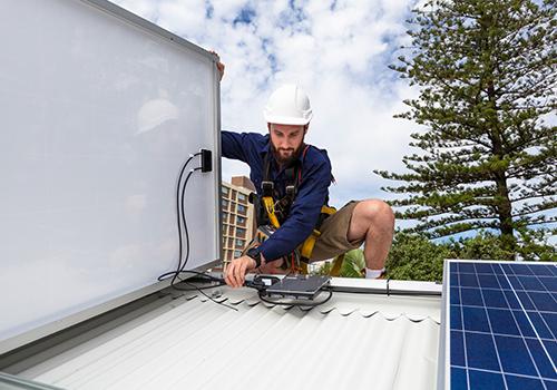 solar panel custom light pipe design