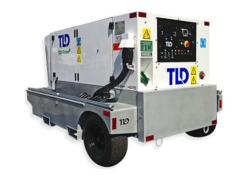diesel generator for aircraft with multiple indicator