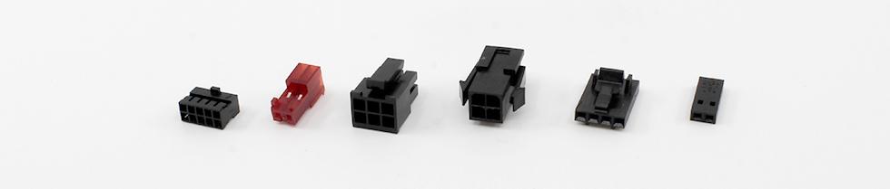 panel mount indicator connectors